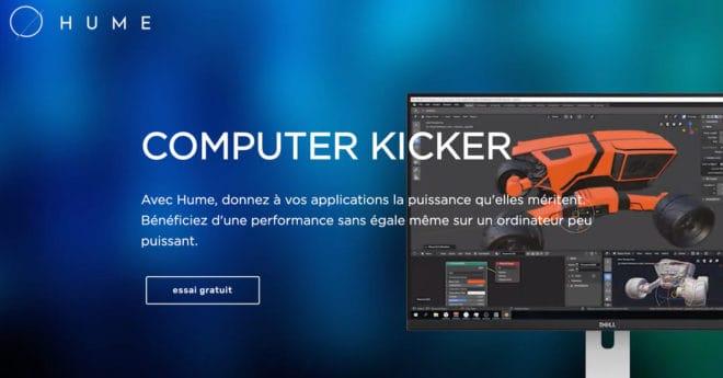 Hume est une jeune pousse à l'origine de Cléo, un projet de décentralisation de la puissance informatique pensé pour les petites entreprises, le gaming et les arts graphiques (3D, simulation, post-processing, etc.). Startup issue de l'incubateur lyonnais1Kubator, elle dévoile aujourd'hui une bêta. La puissance, à distance Lancée en 2018, la start-up Hume fondée par Victor […]