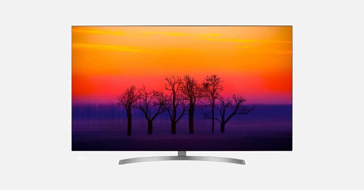 French Days Fnac : la TV 4K LG OLED55B8S à 1199€ au lieu de 1799€