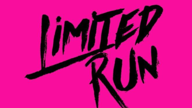 Limited Run Games date sa conférence pour l'E3 2019.