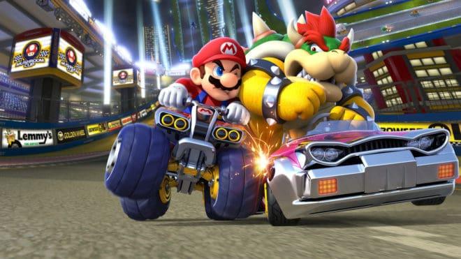 Nintendo va lancer une bêta fermée aux États-Unis et au Japon pour Mario Kart Tour.