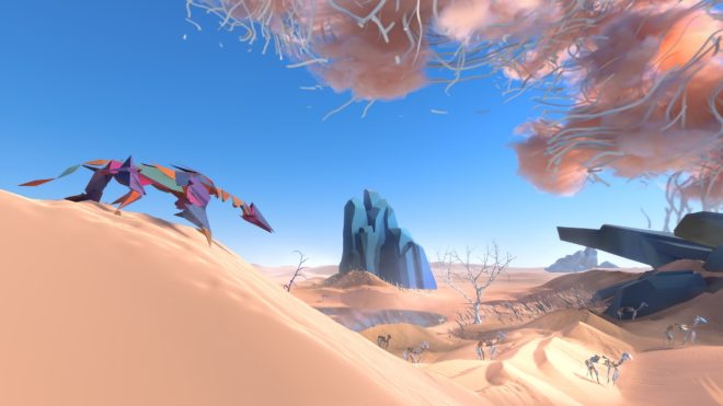 Le nouveau jeu d'Éric Chahi est annoncé sur PlayStation VR.