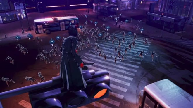 Persona 5 Scramble : The Phantom Strikes, un spin-off par les créateurs de Dynasty Warriors.