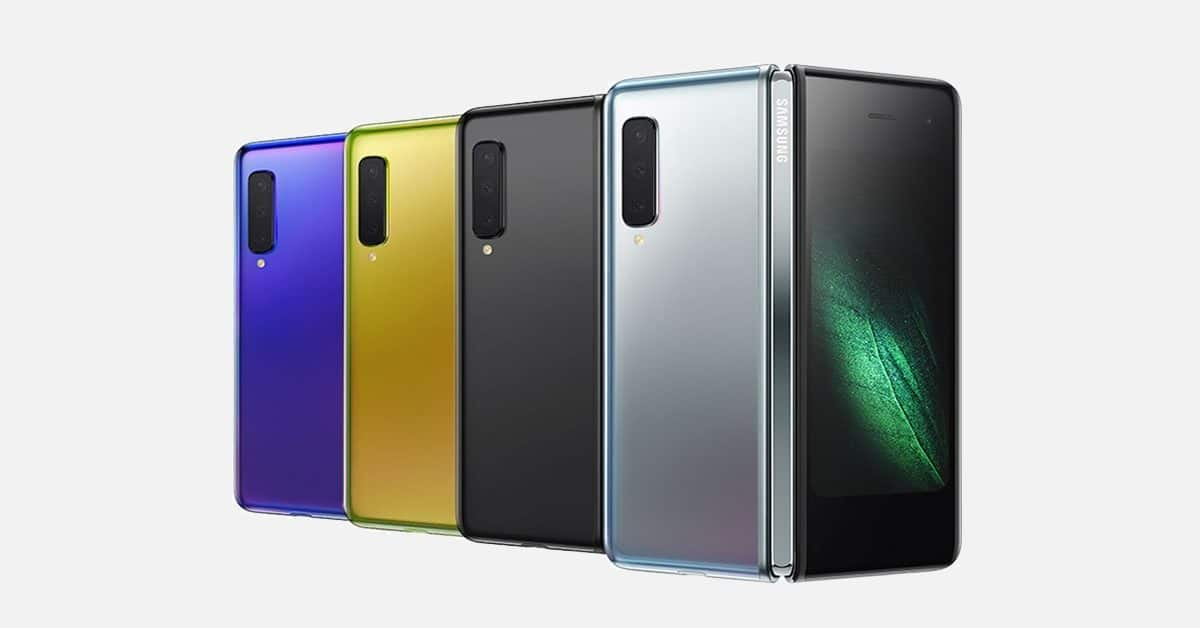 Samsung prépare un smartphone plus étonnant encore que le Galaxy Fold