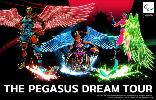 The Pegasus Dream Tour, le premier projet du studio JP Games de Hajime Tabata.