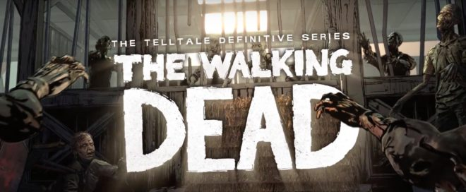 Skybound Games annonce The Walking Dead : The Telltale Definitive Series.
