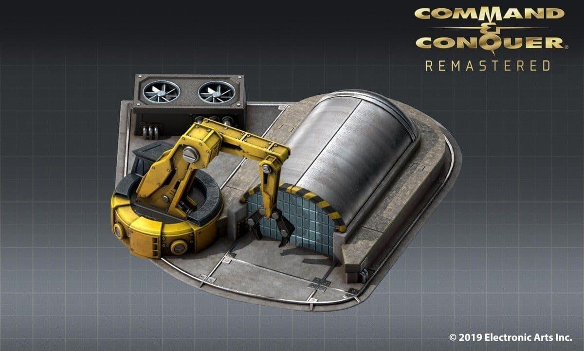 EA partage quelques infos sur Command & Conquer Remastered