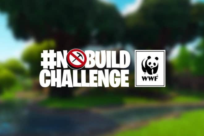 Fortnite WWF NoBuildChallenge