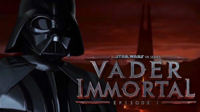Star Wars : Vader Immortal