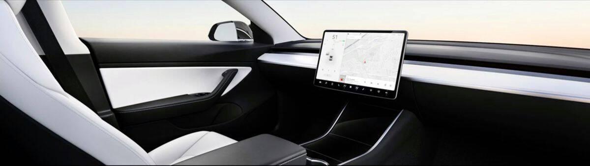 Tesla dévoile un concept de voiture sans volant