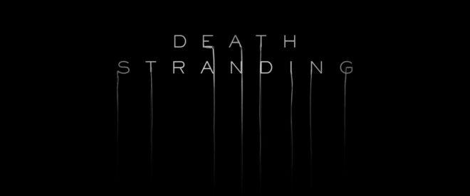 Le nouveau trailer de Death Stranding annonce une sortie pour le 8 novembre 2019 sur PS4.