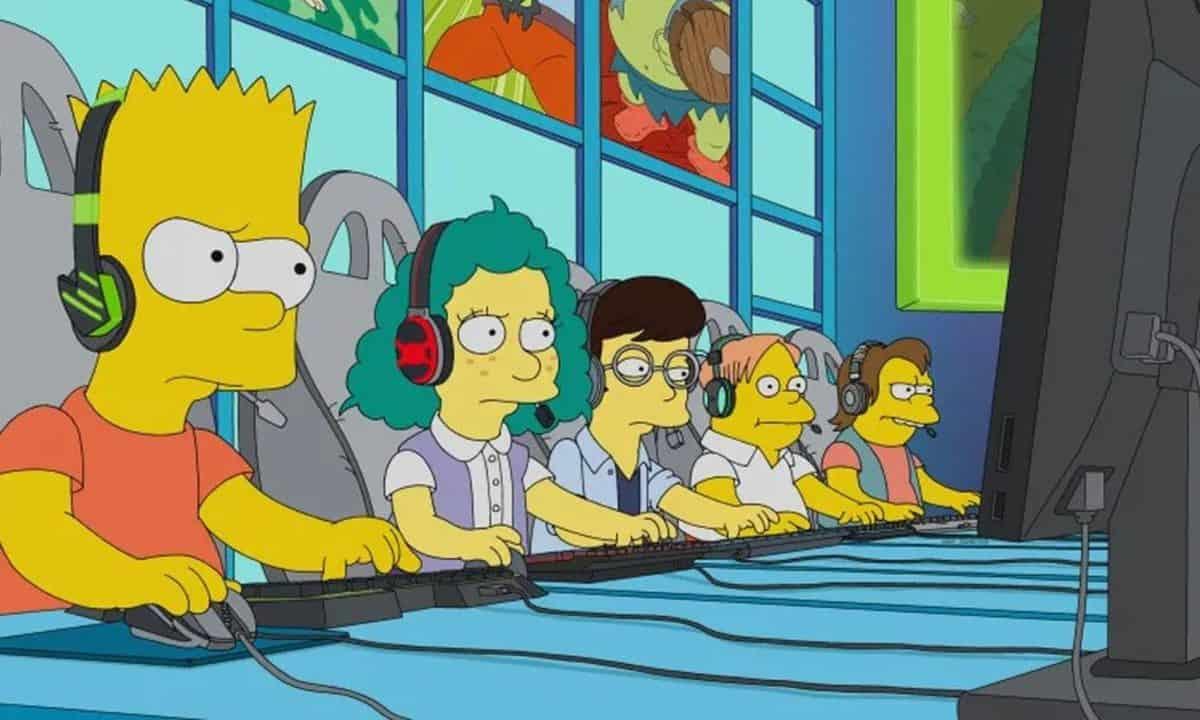 E3 2019 : les producteurs et scénaristes des Simpson tiendront un panel