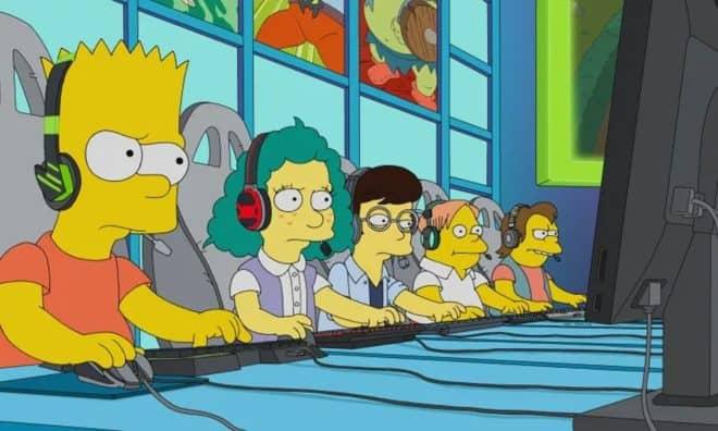 Les Simpson seront à l'honneur lors de l'E3 2019.