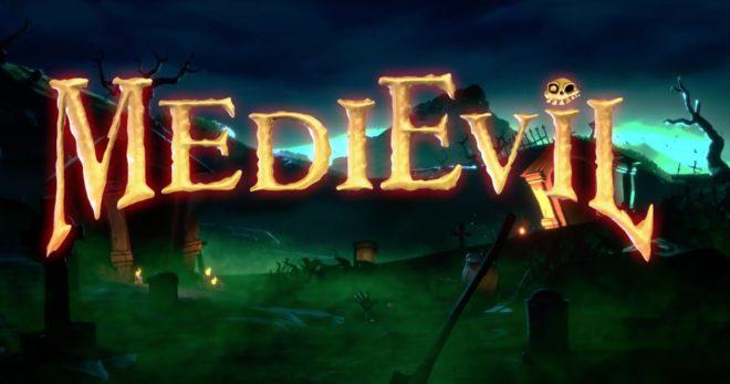 La sortie de MediEvil sur PS4 est prévue pour octobre 2019.