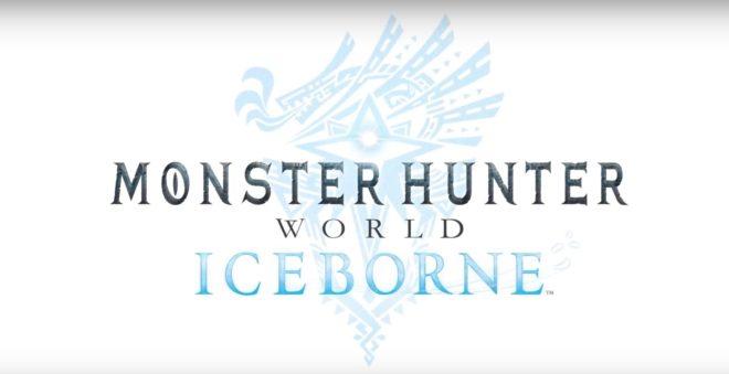 Un trailer pour l'extension Iceborne de Monster Hunter : World.