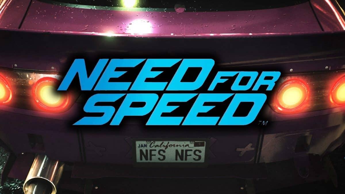 E3 2019 : une présentation du nouveau Need for Speed n'est pas prévue