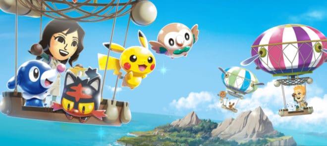 PokéLand revient avec un nouveau nom : Pokémon Rumble Rush.