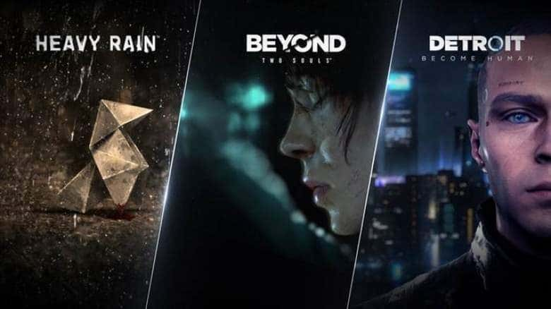 Epic Games Store : Quantic Dream date les arrivées de Heavy Rain, Beyond : Two Souls, et Detroit : Become Human