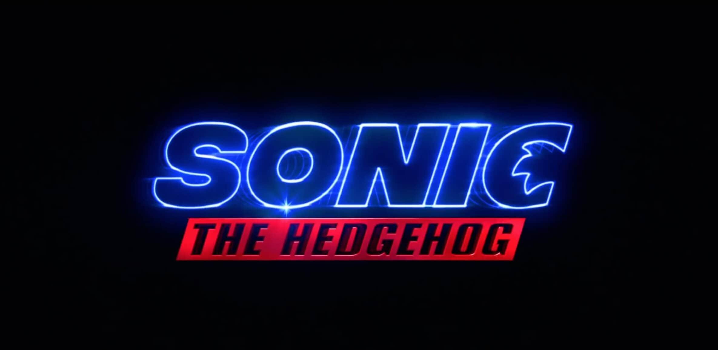 Le film Sonic finalement repoussé à 2020