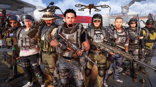The Division 2 va se doter d'un raid avec 8 joueurs.