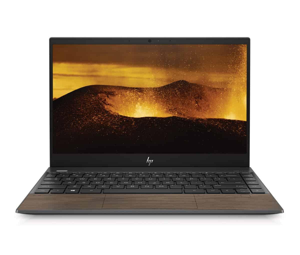 """HP Envy Wood, des ordinateurs portables avec """"incrustation en bois authentique"""""""
