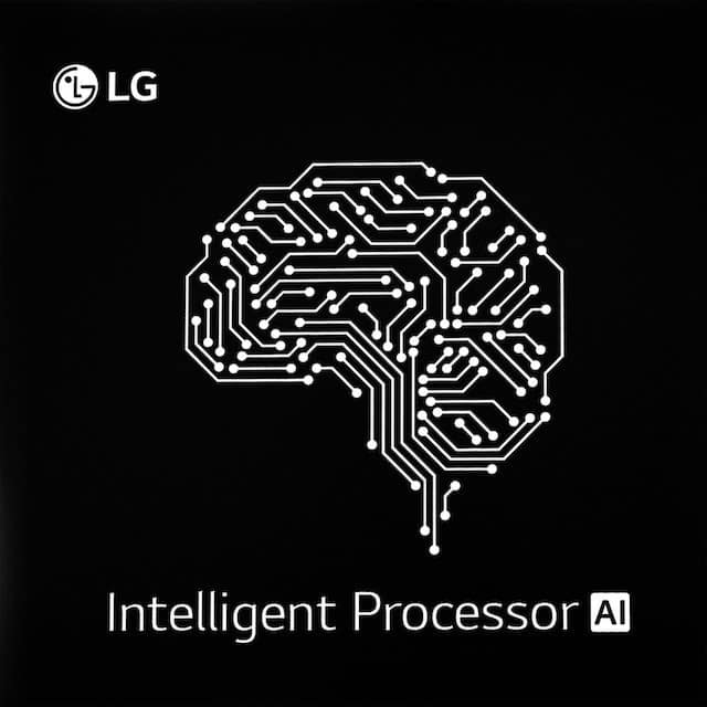 LG puce intelligence artificielle