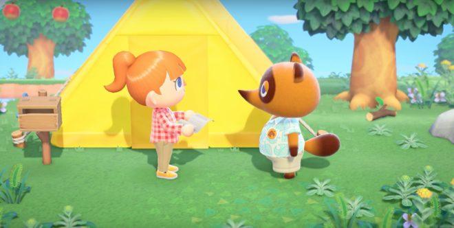 Animal Crossing : New Horizons se trouve une date de sortie sur Switch à l'E3 2019.
