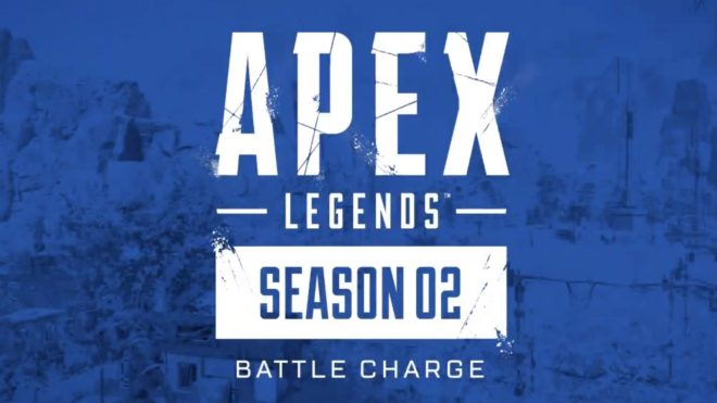 Battle Charge, la saison 2 d'Apex Legends.