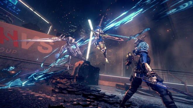 Astral Chain se dévoile dans une nouvelle vidéo à l'E3 2019.