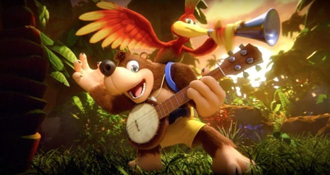Banjo and Kazooie will be playable in Super Smash Bros Ultimate.