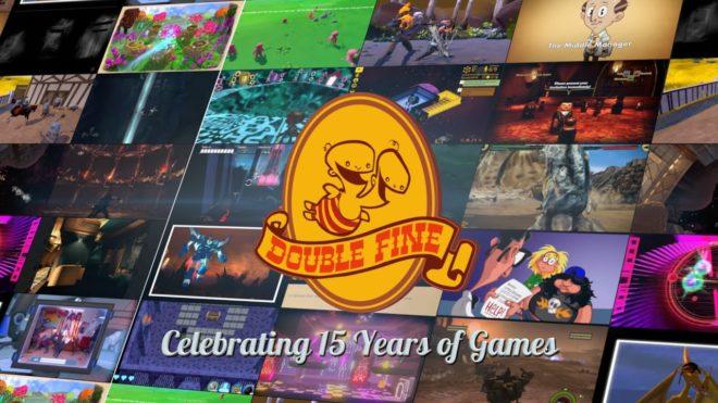 Double Fine Productions se sent libre avec Microsoft.