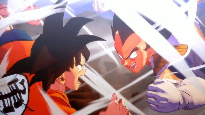 Dragon Ball Z Kakarot proposera des histoires inédites.