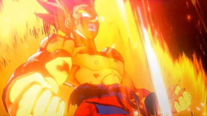 Dragon Ball Z Kakarot a été officialisé à l'E3 2019.