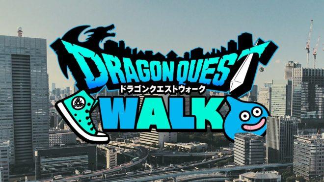 Dragon Quest Walk est annoncé sur iOS et Android.