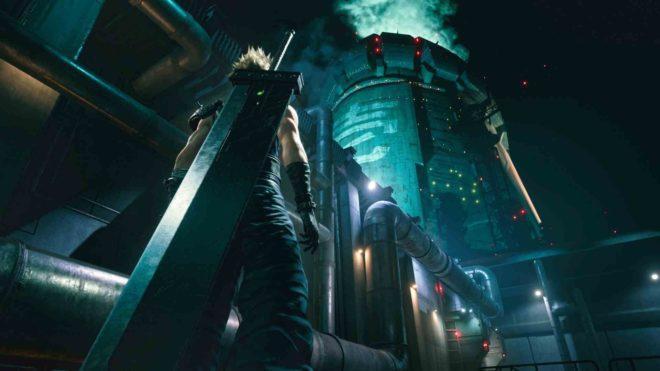Le découpage de Final Fantasy 7 Remake intrigue les fans.