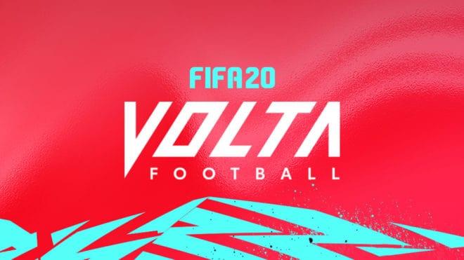 FIFA 20 se dévoile à l'E3 2019 avec le mode VOLTA Football.