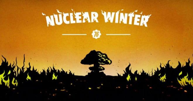 Fallout 76 a dévoilé son mode Battle Royale à l'E3 2019.