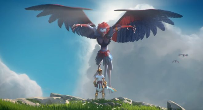 Ubisoft a dévoilé Gods & Monsters à l'E3 2019.