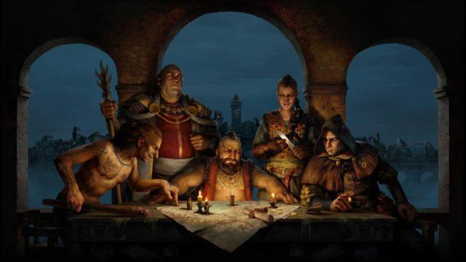 Novigrad va enrichir Gwent : The Witcher Card Game.