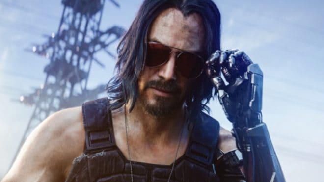 Keanu Reeves évoque son rôle de Johnny Silverhand.