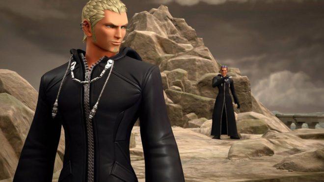 Du nouveau sur Kingdom Hearts 3 Re:Mind.