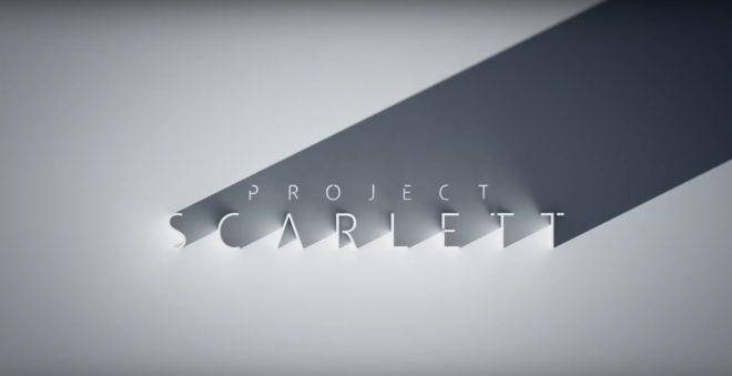 Microsoft confirme la présence d'un lecteur physique dans la Xbox Project Scarlett à l'E3 2019.