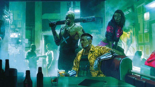 CD Projekt RED parle de moralité dans Cyberpunk 2077.