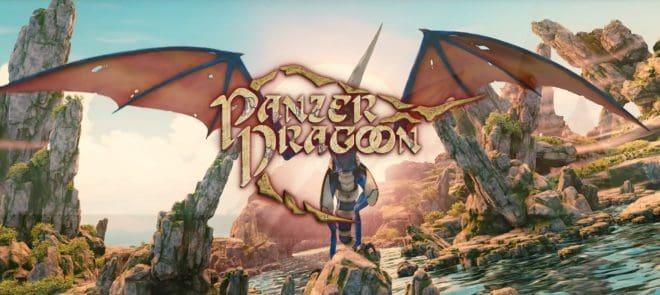 Un remake de Panzer Dragoon a été dévoilé à l'E3 2019.