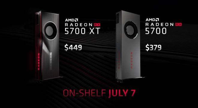 """AMD dévoilait pendant un événement spécial de l'E3 intitulé Next Horizon Gaming la troisième génération de ses processeursRyzen, tout en présentant les deux nouvelles cartes Navi. Une nouvelle architecture Fabriquée à partir d'une architecture inédite intitulée """"RDNA"""", le principal avantage de la nouvelle génération de GPU est d'être extrêmement polyvalente. AMD a pour ambition de […]"""
