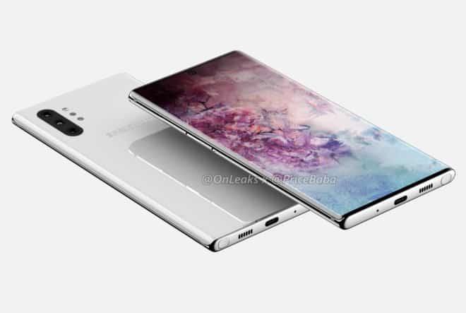 Alors qu'hier seulement nous évoquions le Samsung Galaxy Note 10 et son design qui viendrait confirmer les rumeurs, voici qu'aujourd'hui leSamsung Galaxy Note 10 Pro se présente aussi à nos regards. Un téléphone long et lisse Comme hier, la modélisation 3D du smartphone est due à OnLeaks, qui s'associe cette fois-ci au site PriceBabapour présenter […]