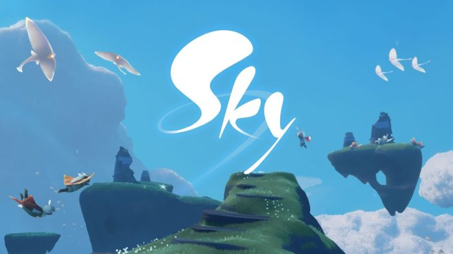 Une nouvelle bande-annonce pour Sky : Children of the Light à l'E3 2019.