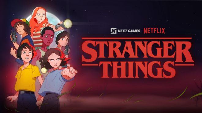 Un nouveau jeu Stranger Things a été annoncé à l'E3 2019.