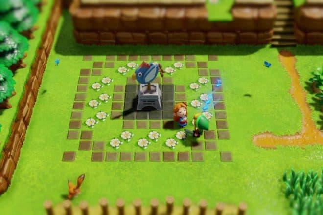 The Legend of Zelda : Link's Awakening se montre en action à l'E3 2019.