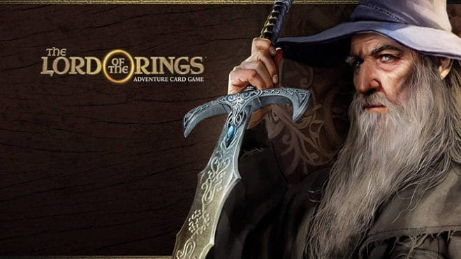 The Lord of the Rings : Adventure Card Game se dévoile dans un nouveau trailer à l'E3 2019.