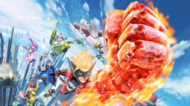PlatinumGames espère sortir The Wonderful 101 sur Nintendo Switch.